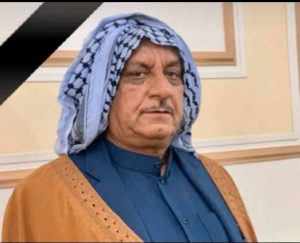 پیام تسلیت سیدشریف حسینی در پی درگذشت شیخ منصور عبیداوی