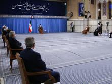 جلسه شورایعالی هماهنگی اقتصادی در حضور رهبر انقلاب