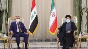 نخست وزیر عراق در دیدار با رئیسی: میخواهیم از تبعات جنگهای بیهوده دوره دیکتاتوری خلاص شویم