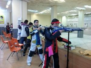 نتایج مسابقات روز دوم که ویژه آقایان بود در هیات تیر اندازی استان خوزستان نیز اعلام شد!