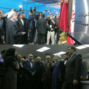 رئیس جمهوری: اصلاح و نوسازی مسیر راه آهن تهران- جنوب به بالا رفتن امنیت تردد کمک می کند