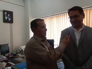 مدیر مخابرات استان خوزستان: سایت های همراه اول در شهرستان هندیجان به نسل ۴/۵ ارتقاء پیدا میکند