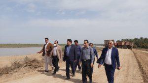 معاون امور عمرانی استانداری خوزستان: پروژه احداث سیلبند به طول ۱۲ کیلومتر در شهرستان کارون خبر داد.