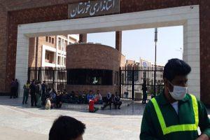 واکنش شهرداری منطقه هشت اهواز به خبر تجمع کارگران فضای سبز