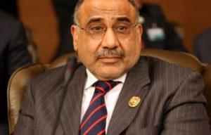 نامه نخست وزیر عراق به وزیر دفاع آمریکا فاش شد.