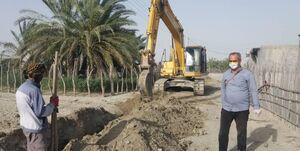 غلامرضا شریعتی: برای حل مشکلات آب غیزانیه از سال ۹۶ به طور جد پیگیر هستیم