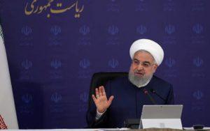 روحانی: به جایی رسیدهایم که در عرصه جهانی سربلند هستیم.