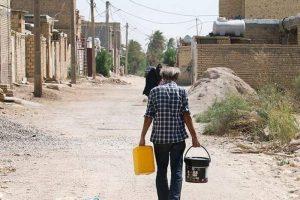 *🔴چه کسانی امنیت جامعه را برهم می زنند، مدیرانی که مردم را از داشتن آب آشامیدنی محروم ساخته اند یا مردم؟!*