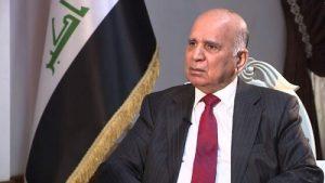 وزیر خارجه عراق: داعش به یک خطر جهانی بدل شده و همه کشورها را تهدید میکند.