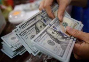 قیمت دلار به مرز ۲۱هزار تومان رسید.