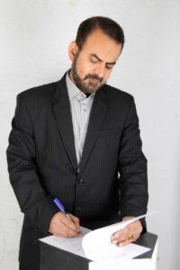 پیام مهندس مسعود پولادوند به مناسبت دوازدهم فروردین روز جمهوری اسلامی