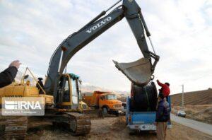 🔴ایجاد پایداری ارتباط مخابراتی در چهار شهر خوزستان